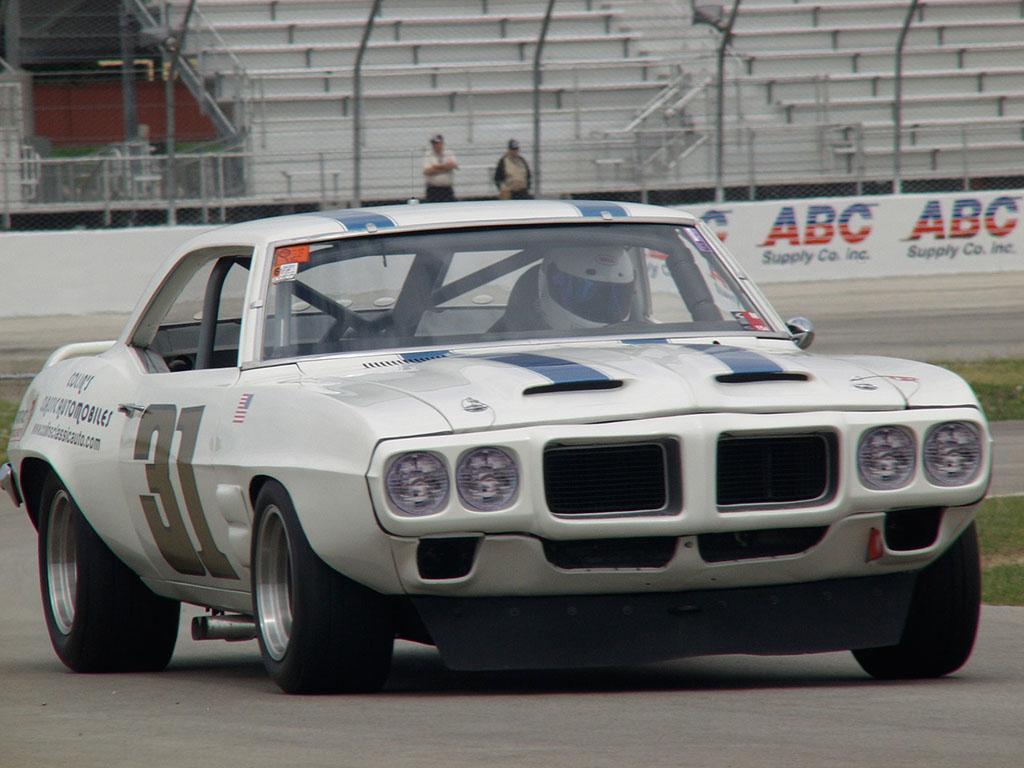 1969 Trans Am Race Car | Colin\'s Classic Auto