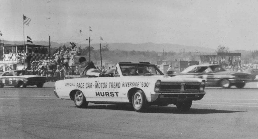 Hurst Motor Trend Riverside Pace Car Colin 39 S Classic Auto