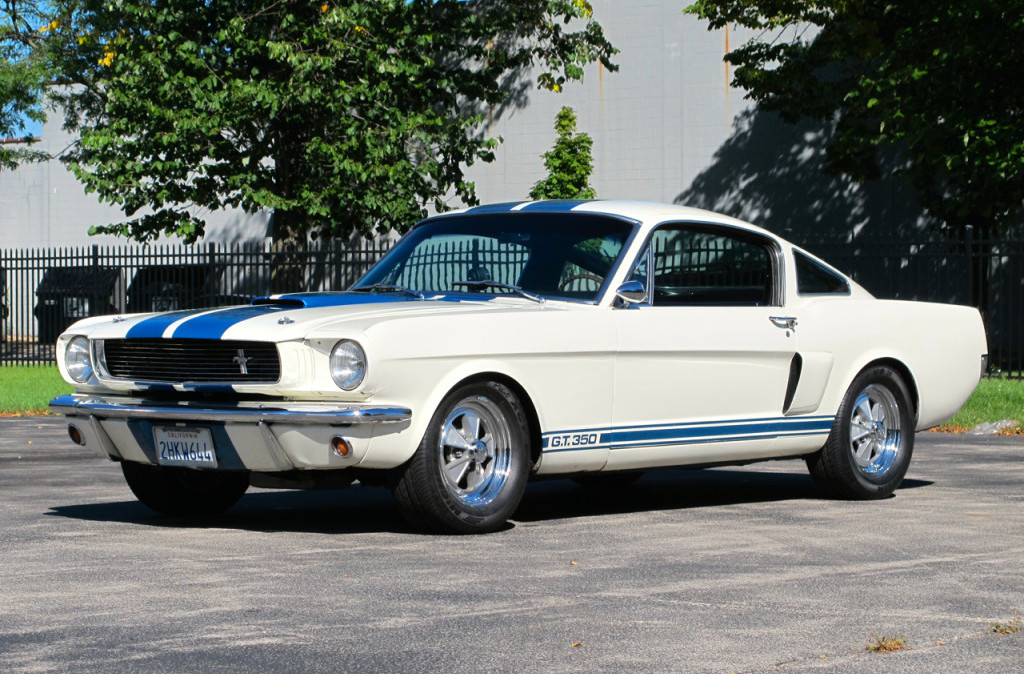 "1966 Shelby GT350 ""Carryover"" 6S150 