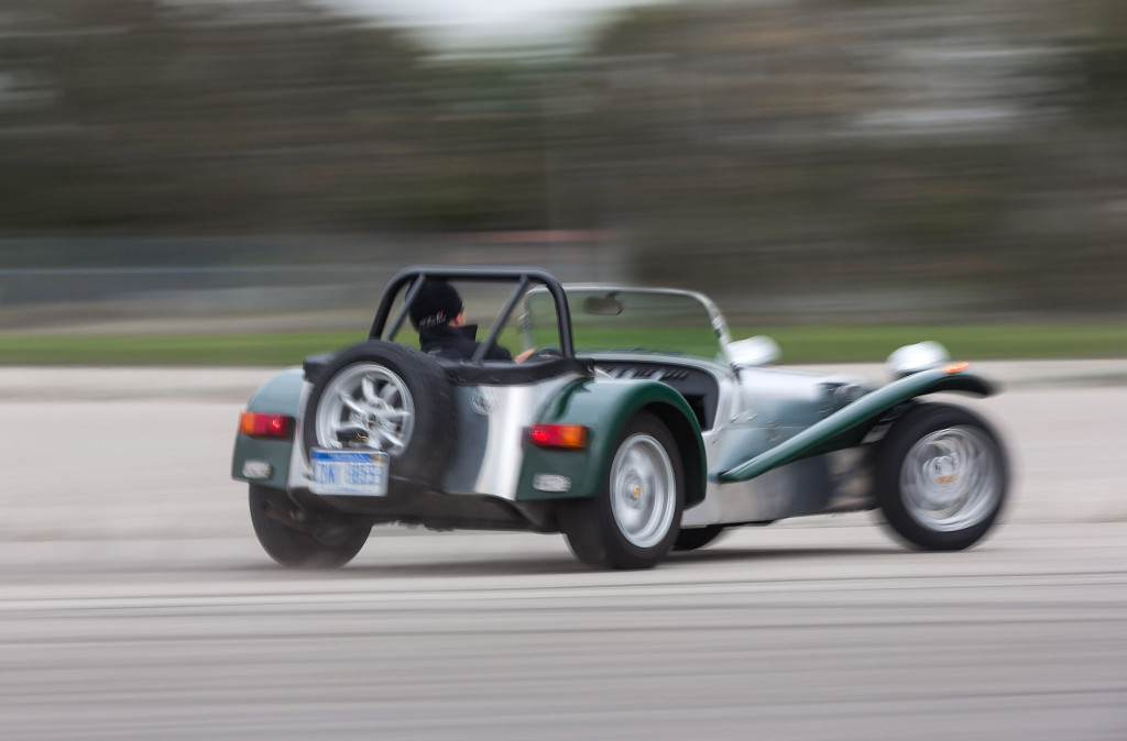 2003 caterham lotus seven super sprint colin 39 s classic auto. Black Bedroom Furniture Sets. Home Design Ideas