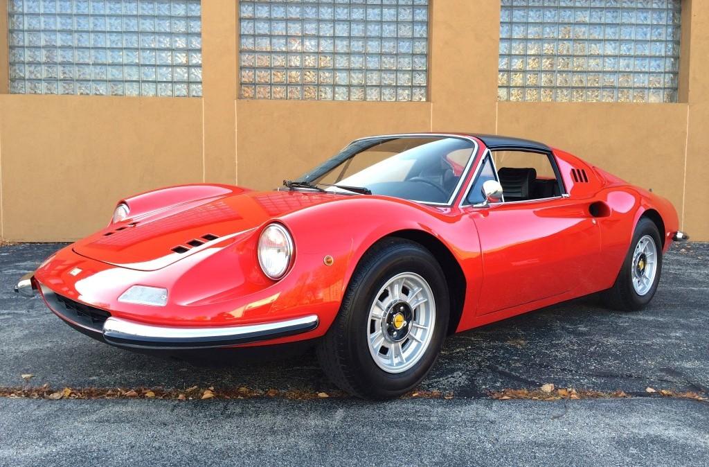 Image Result For  Ferrari Dino