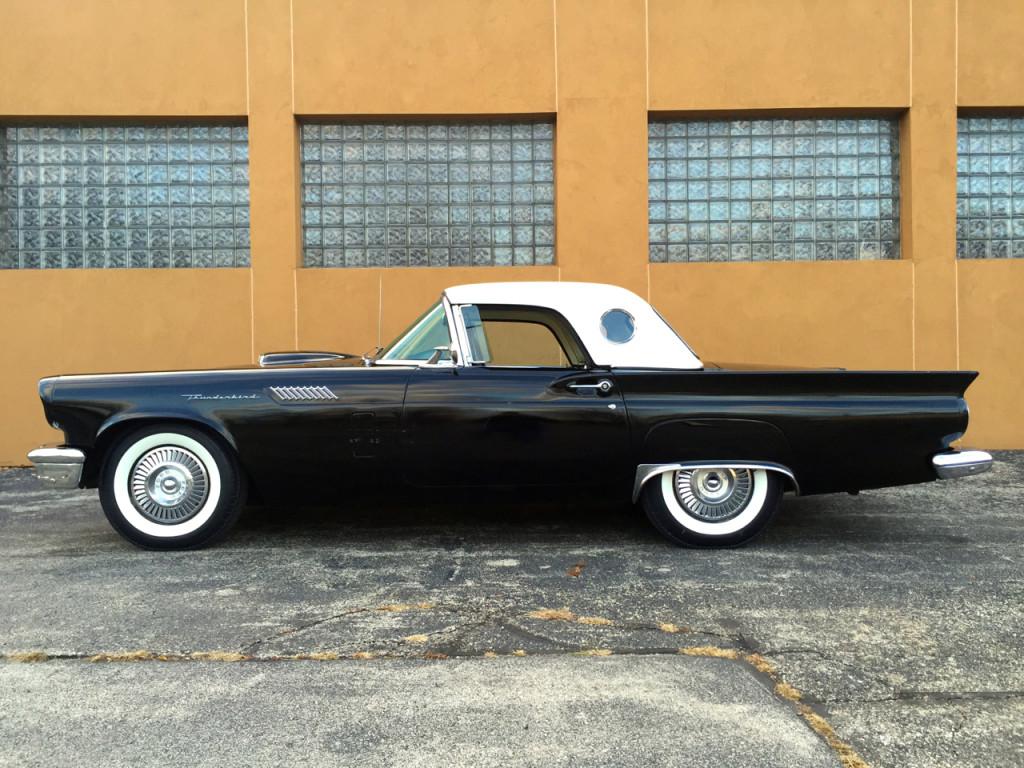 1957 Ford Thunderbird Colin S Classic Auto