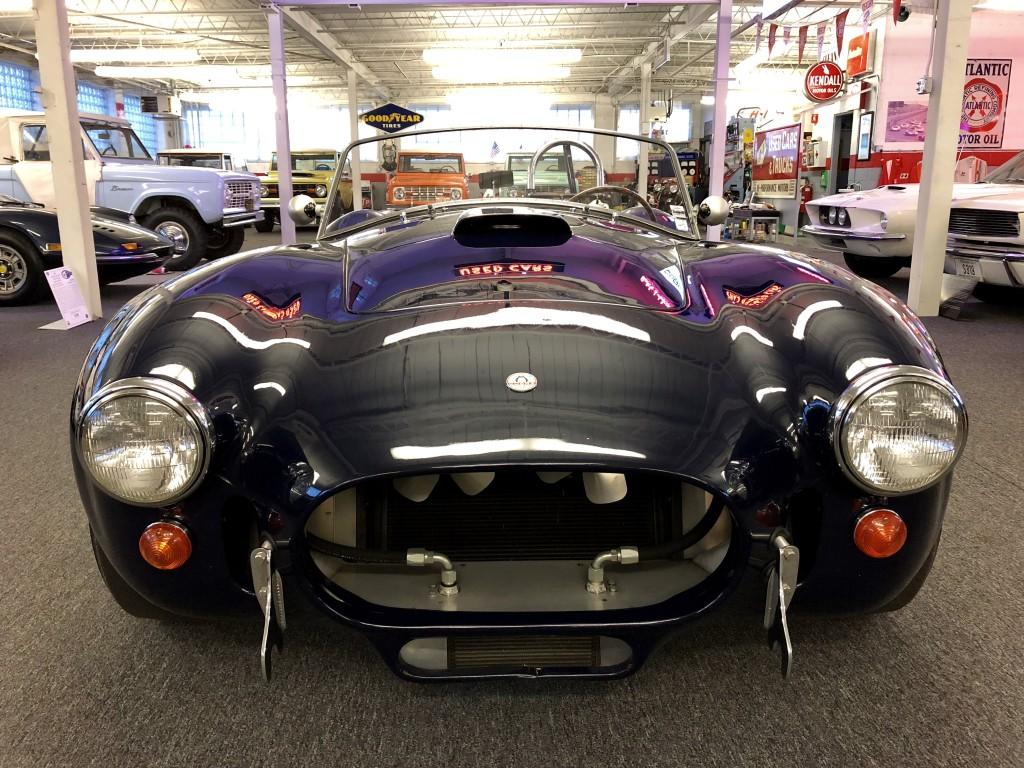 "The Gumball Rally"" 427 Cobra CSX3243 | Colin's Classic Auto"