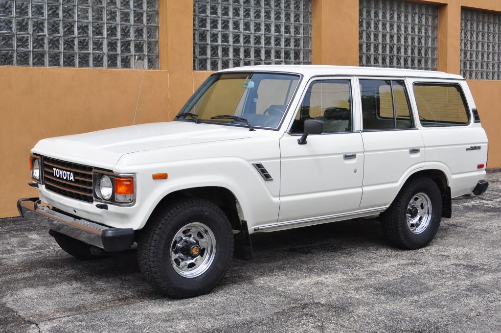 1987 Toyota FJ60 Land Cruiser- Exceptional Condition