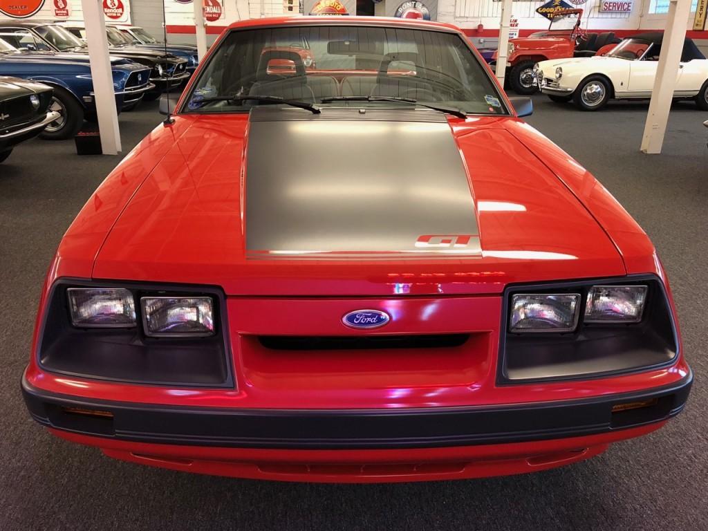 1985 Mustang GT 5 0L 4V H O  3,000 Original Miles | Colin's